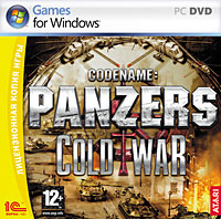 Codename Panzers Cold War (PC DVD)